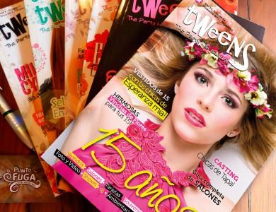 Revista Tweens